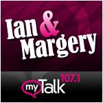 Ian and Margery on myTalk 107.1 - Minneapolis/St. Paul