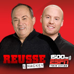 The Ride with Reusse on 1500 ESPN Twin Cities
