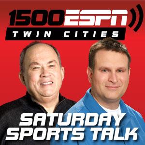 Saturday Sports Talk on 1500 ESPN Twin Cities