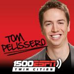 Tom Pelissero on 1500 ESPN Twin Cities